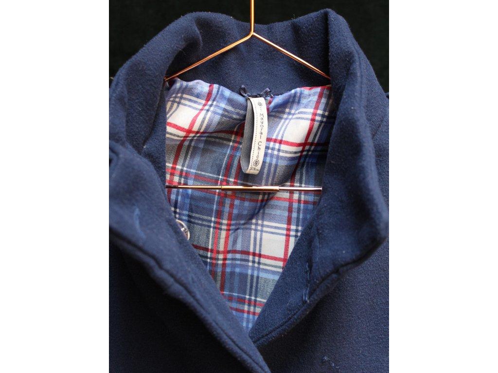 modrý kabátek Mayoral Chic 128