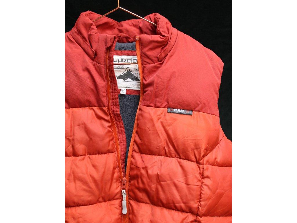 oranžová vesta M&S Superior 12-13Y