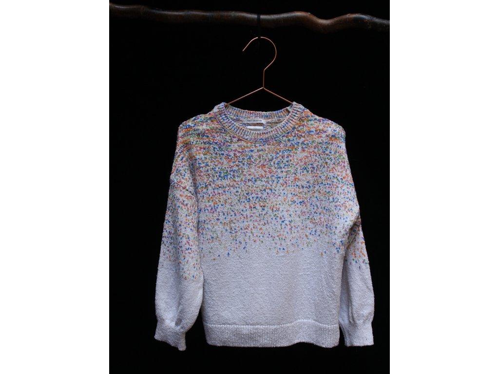 Krásný hebký svetr s viskózou ZARA 122