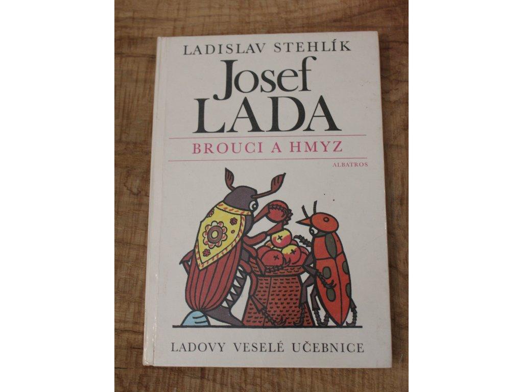 Josef Lada, BROUCI a HMYZ - Ladovy veselé učebnice