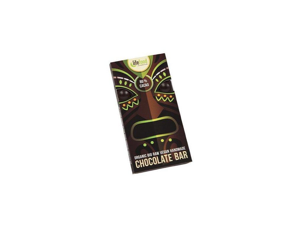 Lifefood raw cokolada 80 kakao 1 6ad5181e