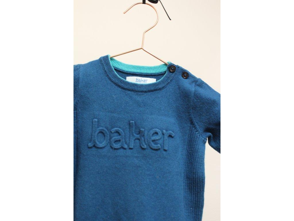 Ted Baker 3 6M 70%cotton 16% merino 1%elastan 13% nylon
