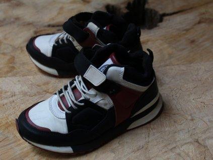 cool kotníčkové boty ZARA 32