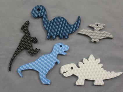 SKÁKALPES edice Pěnová zvířátka VYLEN dinosauři