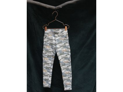 maskáčové kalhoty/ legíny Little kids 128