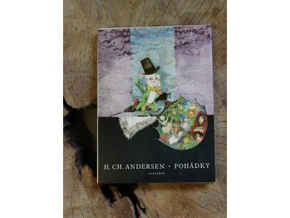 Pohádky H. CH. Andersena s ilustracemi od J.Trnky