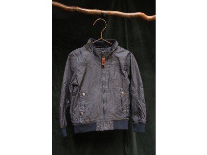 Modrá přechodová bunda Debenhams 4-5Y