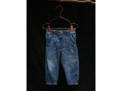 modré džíny Matalan 18-23M