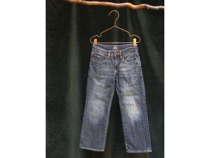 tmavě modré džíny GAP 6Y