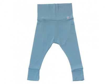70 merino leginky kojenecke modre