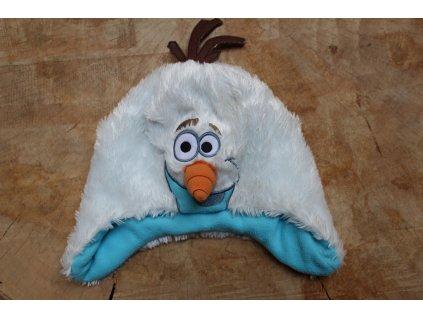 čepice OLAF, Frozen 8-10Y