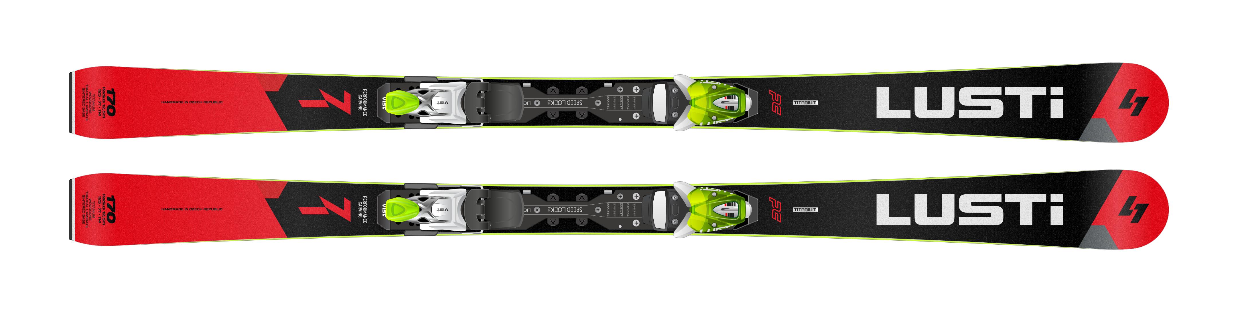 Naskladnili jsme kolekci lyží LUSTi na sezónu 2019/20!