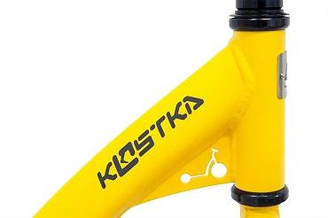 Koloběžky KOSTKA - oblíbená žlutá barva je zpět!