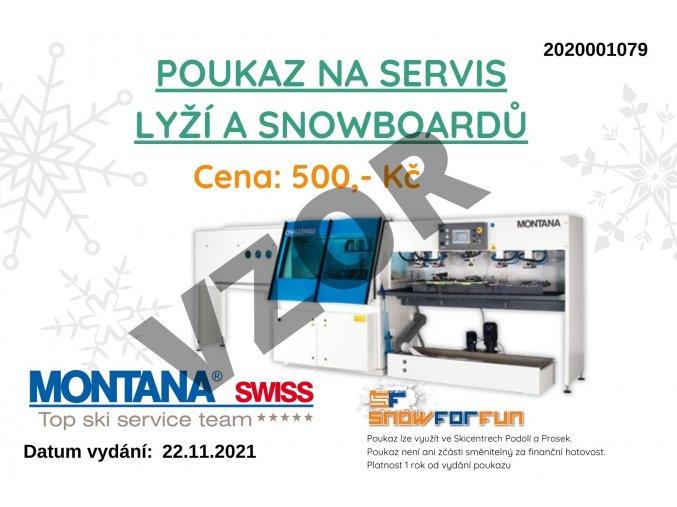 poukaz servis490 snow4fun A Stránka 1
