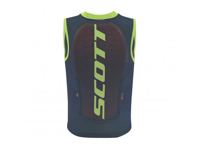 scott vest protector jr actifit plus blue i