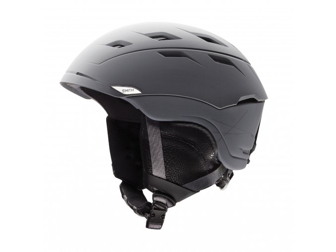 SMITH SNOW HELMETS 2016 SEQUEL MATTE CHARCOAL