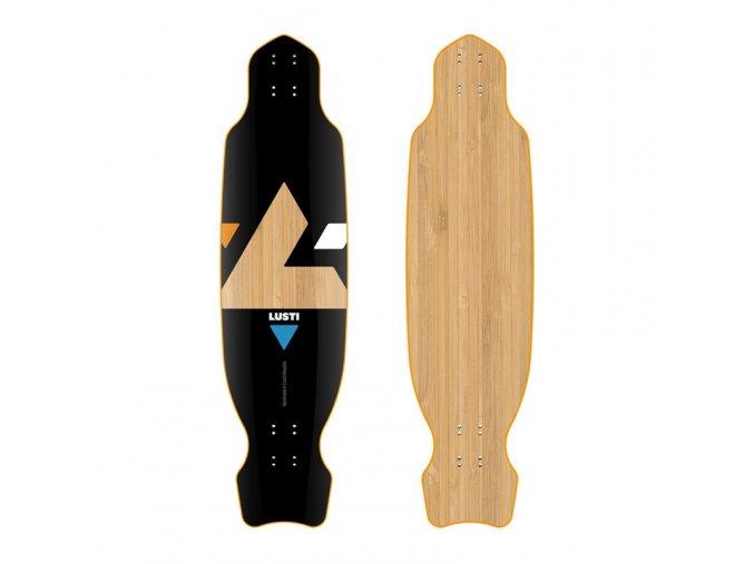 LONGBOARD CROSS MAN 98 cm