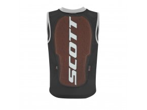 scott vest protector jr actifit plus blackgrey ii