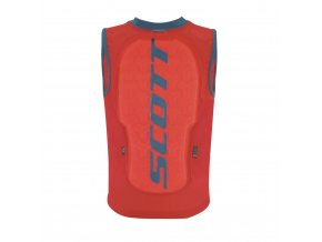 scott vest protector jr actifit plus red i