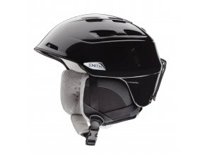 SMITH SNOW HELMETS 2016 COMPASS BLACK PEARL