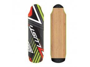 Longboard DOWNHILL 90 cm
