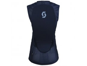 Scott Light Vest W's Actifit black iris