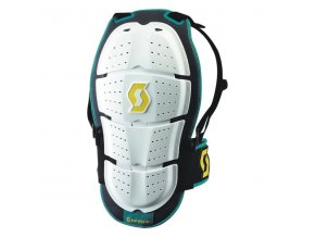 Scott Jr X-Active Back Protector blue