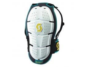 Scott Jr X-Active Back Protector blue