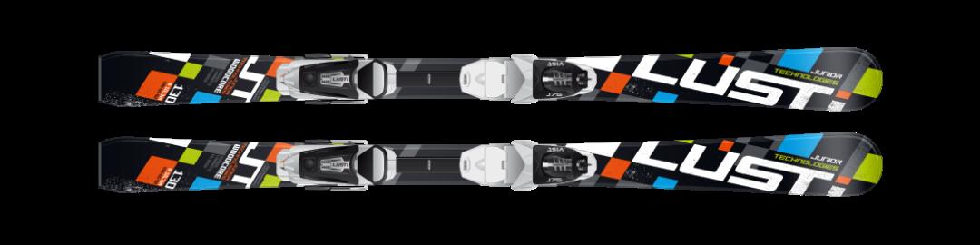 LUSTI JS, 80 cm černé, 2017 Černá, bez vázání