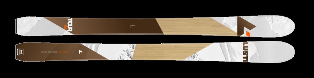 LUSTI Tour 94, 2018 163 cm, bez vázání