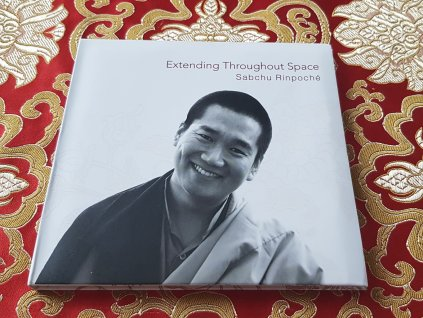 CD - Extending Throughout Space - Sabchu Rinpoché