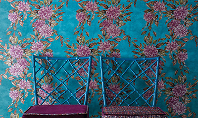 Fabrics and wallcoverings Osborne and Little