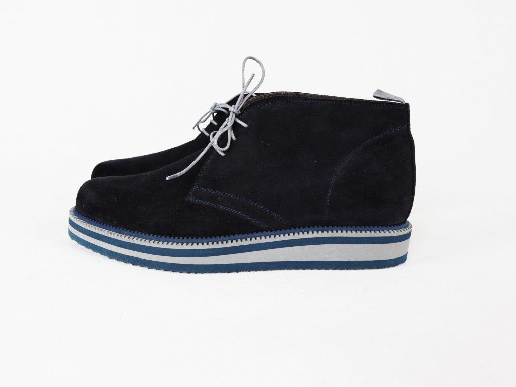 Pánské modré boty