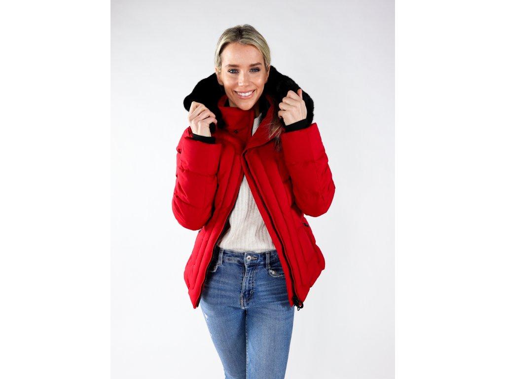 Dámský kabát Belvitesse Short