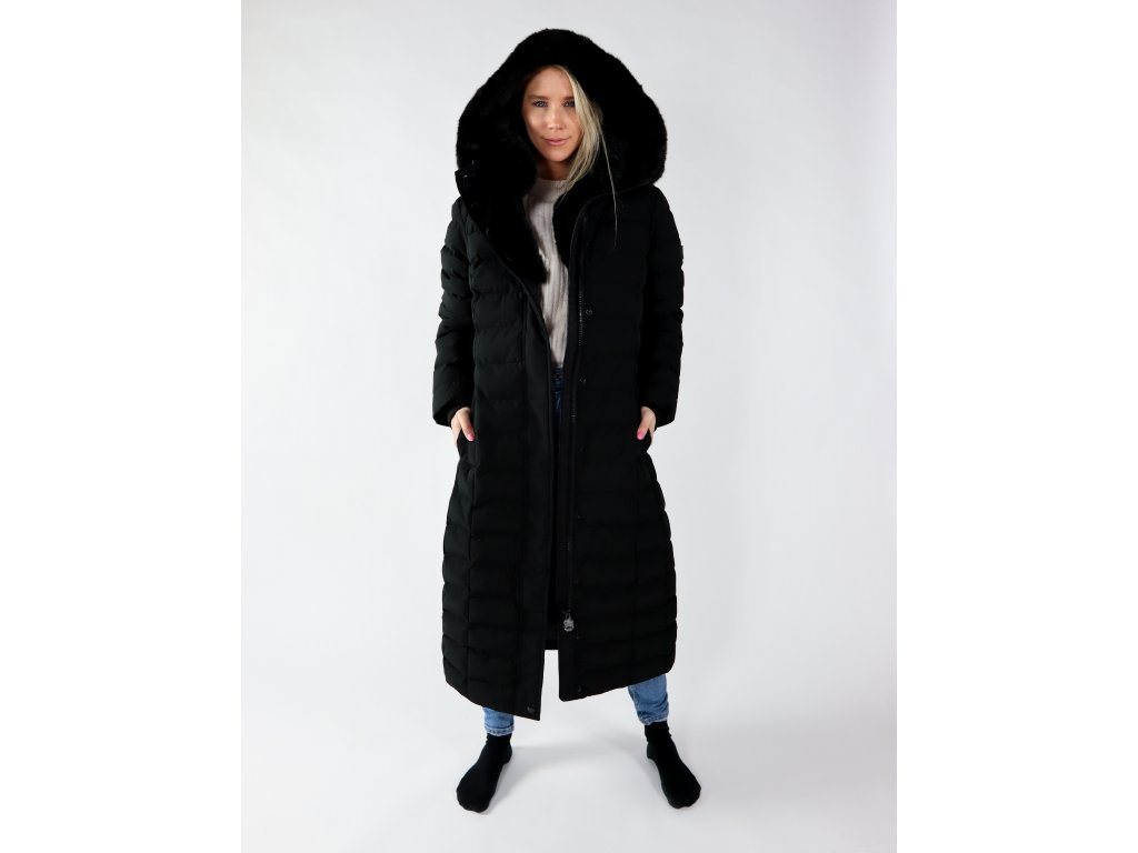 Dámský kabát Santorin Super Long