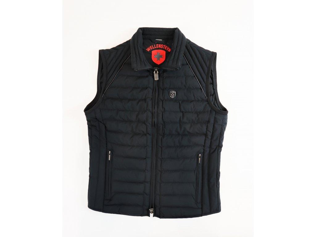 Pánská černá Molecule vest men
