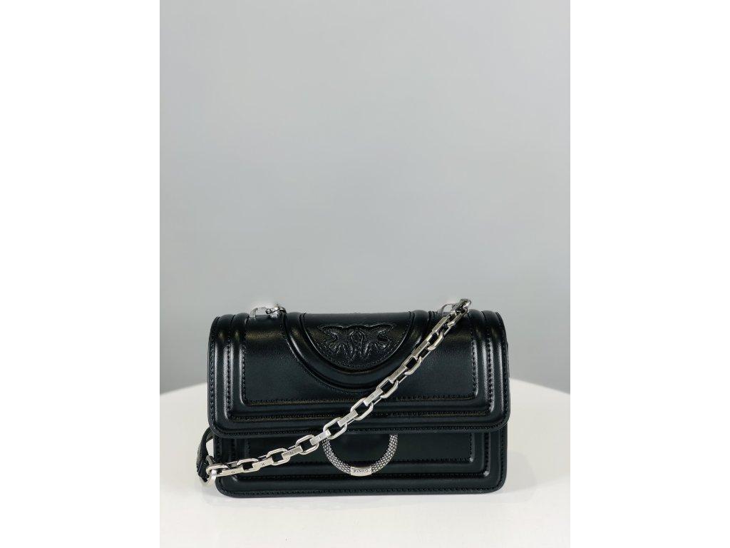 Malá černá PINKO kabelka