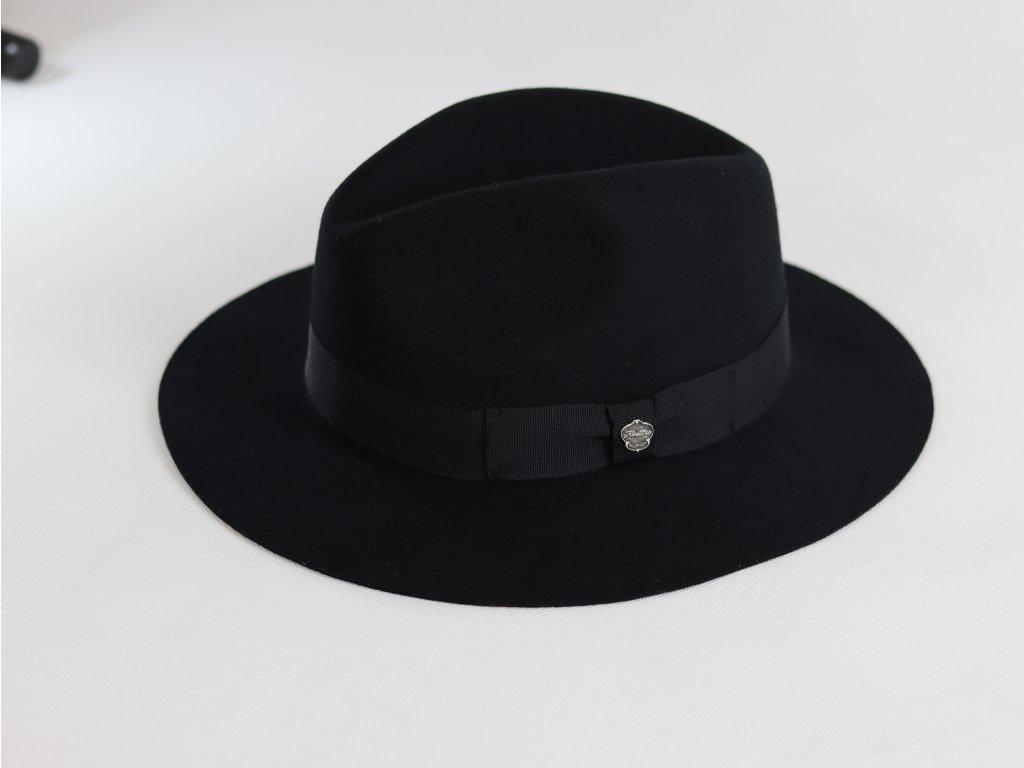 Kastori Sirius Traveler dámský černý voděodolný klobouk