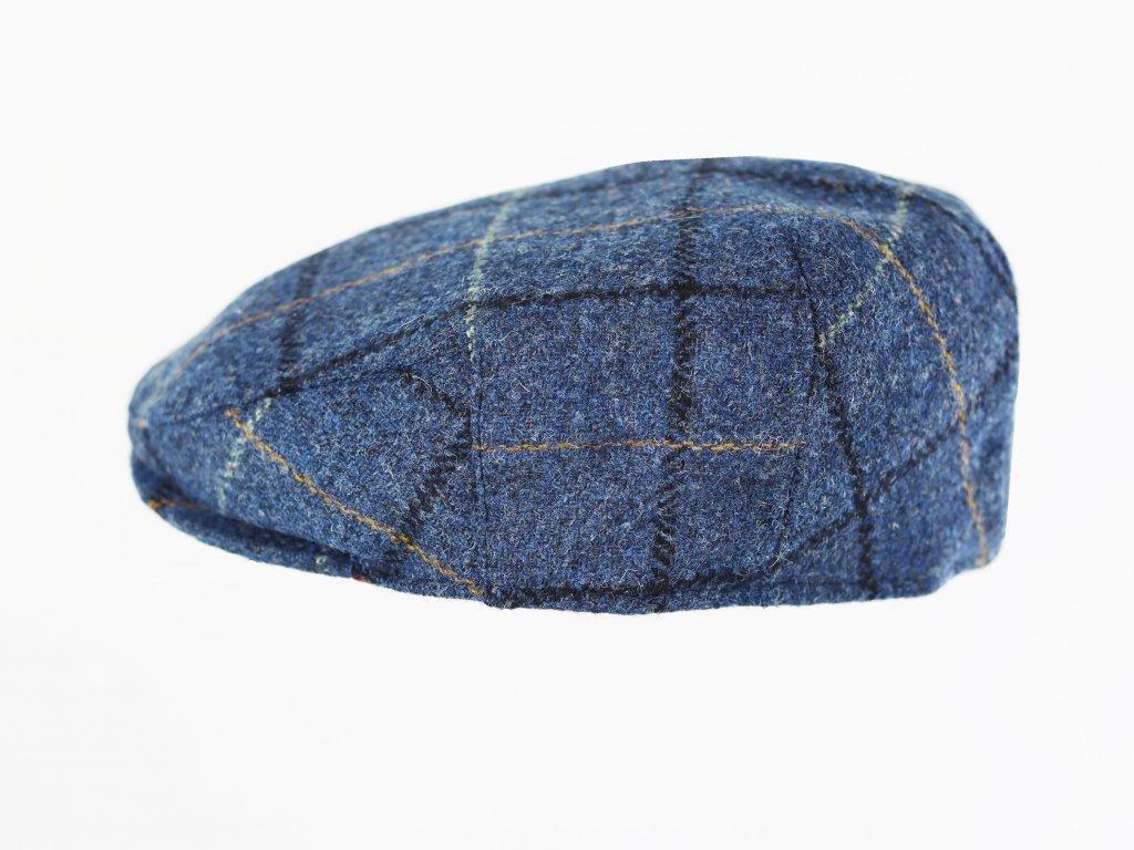Christy's Balmoral anglická modrá bekovka