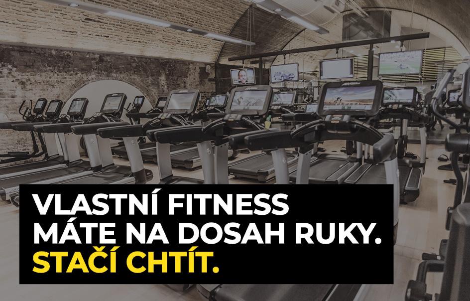 Stavíme fitness centra