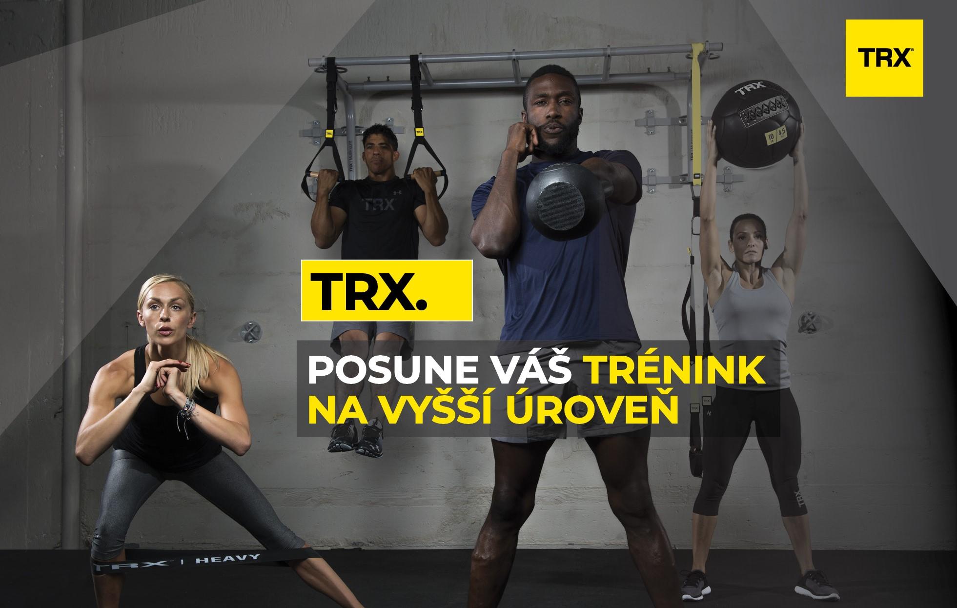 TRX brandový banner