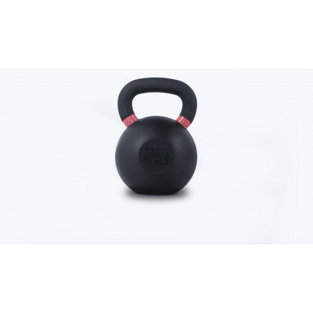 TRX® Pogumovaný kettlebell, 32 kg_01