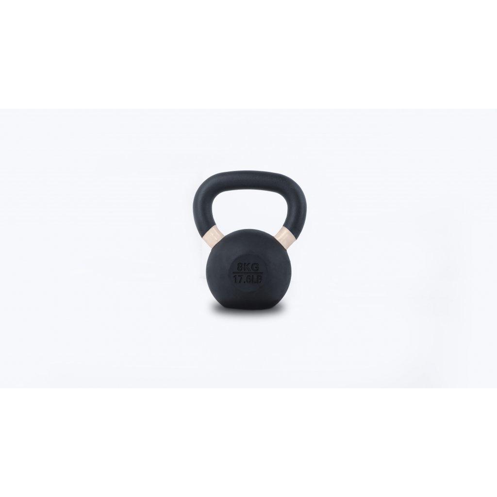TRX® Pogumovaný kettlebell, 8 kg_01