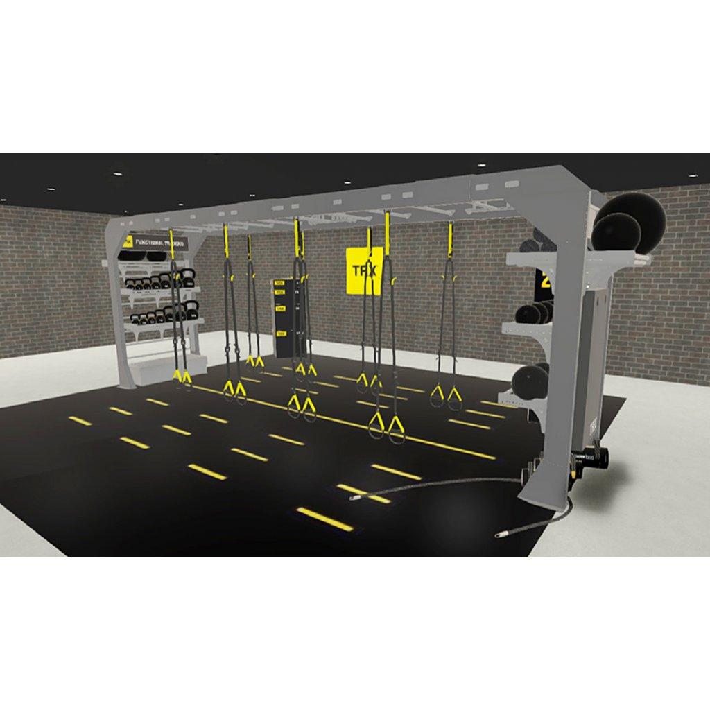 TRX® STUDIO LINE – Bridge (konstrukce + vybavení)_01