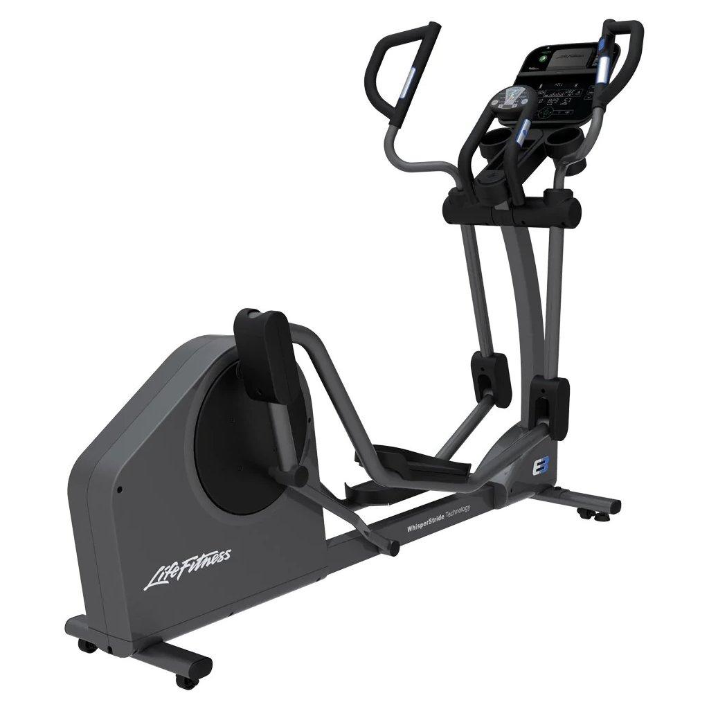 Eliptický trenažer Life Fitness - E3 GO konzole_01