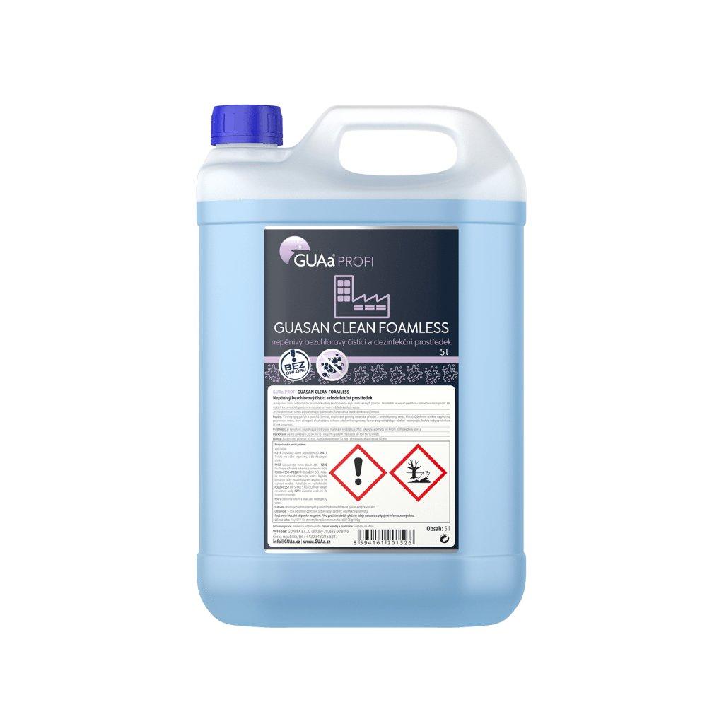 GUAa® GUASAN Clean Foamless 5 l_01