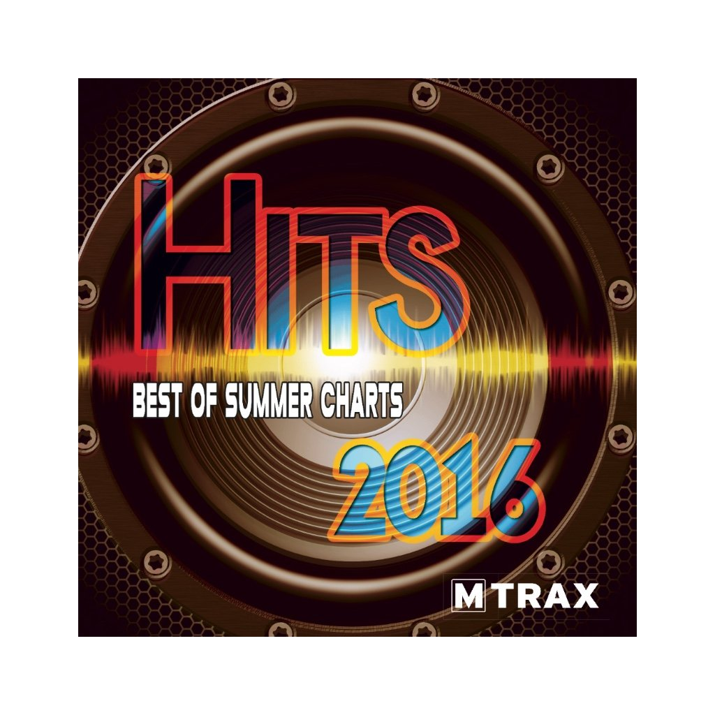 Hits 2016 Best of Summer Charts_01