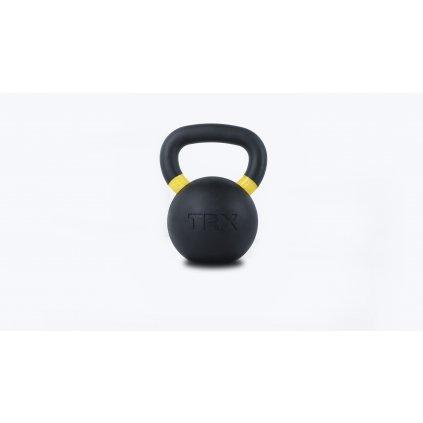 TRX® Pogumovaný kettlebell, 16 kg_01