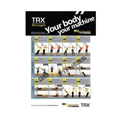 Plakát TRX® STRENGTH_01