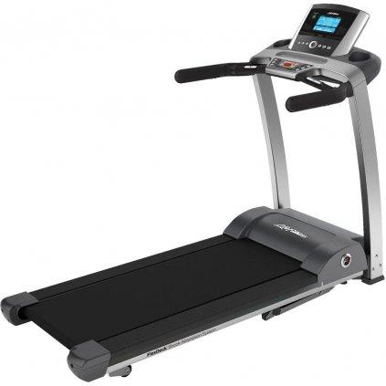 Skládací běžecký pás F3, Life Fitness GO konzole_01
